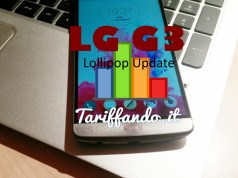 Lollipop 5.0 Aggiornamento Android Lollipop Lg G3 - Video