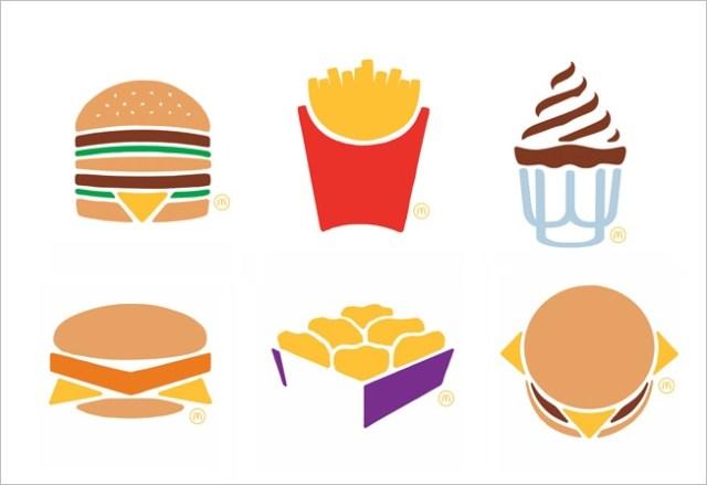 McDonald's-cibo
