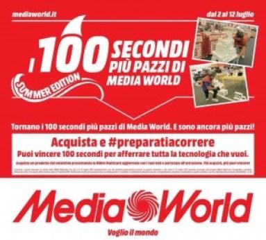 100 secondi più pazzi mediaworld