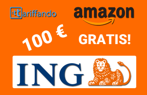 Buono Amazon da 100€ gratis