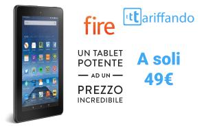 Amazon Fire a soli 49€