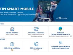 tim smart fisso mobile