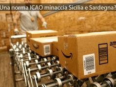 icao amazon consegna litio sicilia sardegna