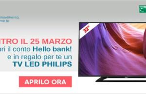 hello bank tv philips