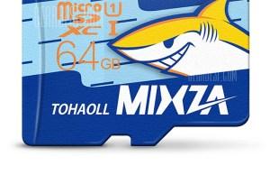 mixza micro sd