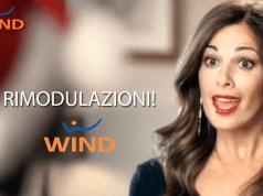 rimodulazioni wind all inclusive maxi