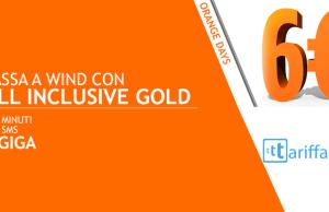 all inclusive gold wind attivare