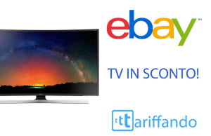 sconti tv ebay 2016