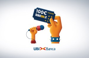 ubi banca ticketone