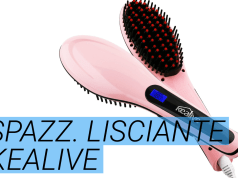 kealive spazzola lisciante