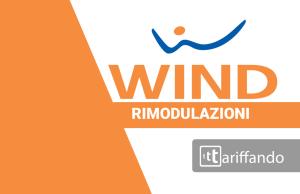 rimodulazioni wind