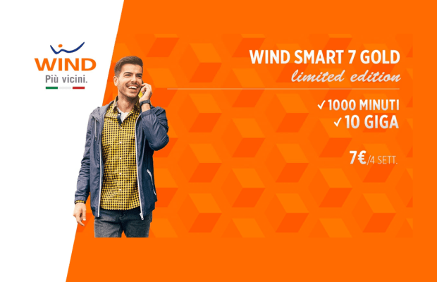 wind smart 7 gold limited edition