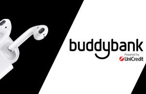 buddybank airpods gratis