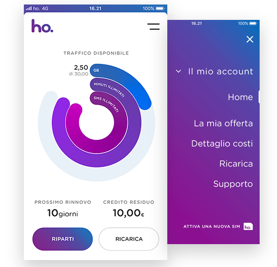 ho mobile app iphone