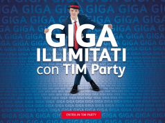 giga illimitati tim