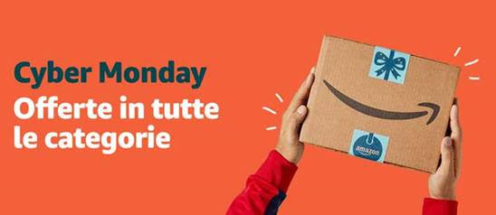 cybermonday amazon 2018