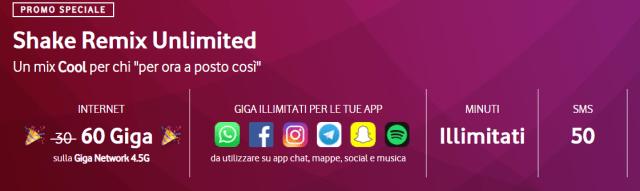Shake Remix Unlimited