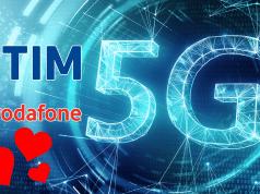 tim vodafone partnership reti 5g