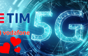 tim vodafone partnership reti 5g
