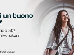amazon promo universitari libri 15 euro