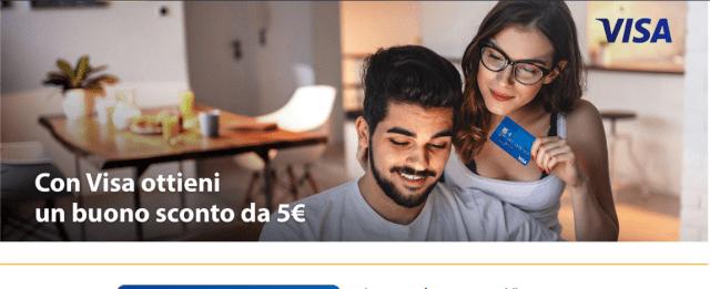 visa 5 euro amazon