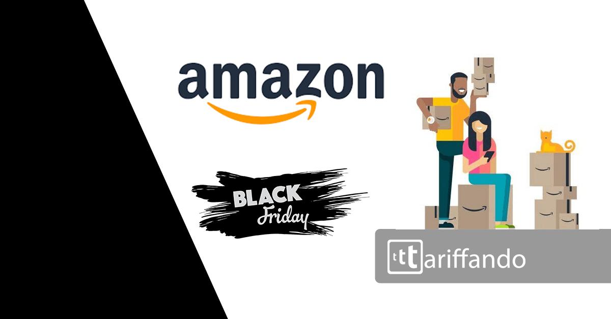 Amazon Black Friday 2019: ecco come seguirlo al meglio