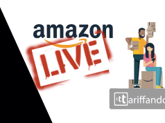 live offerte black friday amazon