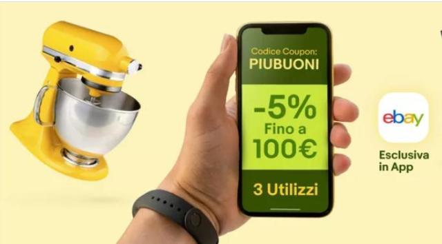 ebay sconto app