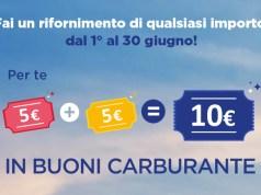 q8 carburante gratis