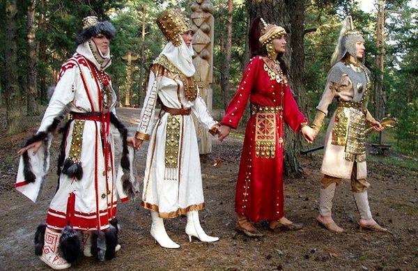 Eski Türk toplumlarında kadının rolü