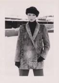 8002 Afghan-karakul jacket