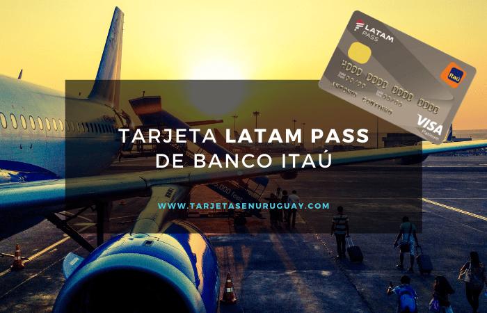 Solicitar tarjeta LATAM Pass de Itaú