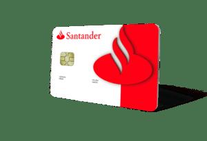 Tarjeta debito Banco Santander