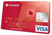Reseña de Tarjeta Visa de Pronto!