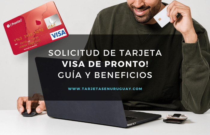Tarjeta Visa de Pronto!