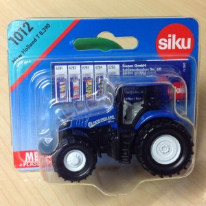 Siku 1012 TRACTOR NEW HOLLAND 2