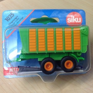 Siku Silage Trailer 1025