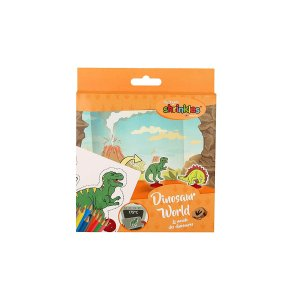 Shrinkles Dinosaur World Mini Pack