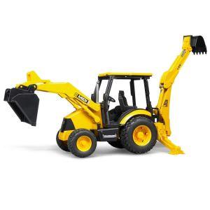 4 Tarland Toy Shop Bruder 02427 JCB Escavatore