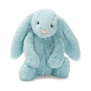 jellycat Bashful Aqua Bunny