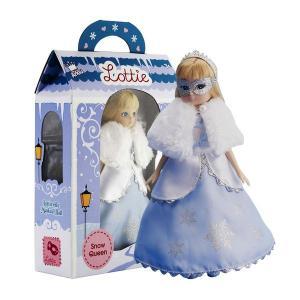 lOTTIE DOLL Snow-Queen--Box