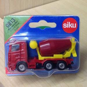 Siku Cement Truck 0813