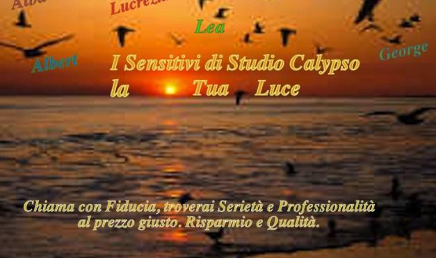 Chi sono i Sensitivi di Studio Calypso