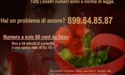 I nostri numeri in un video