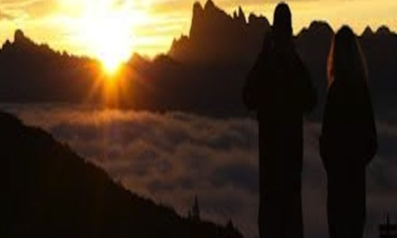 Vivere è come scalare le montagne …