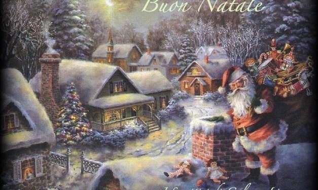 Auguri di Buon Natale a Tutti Voi di Cuore