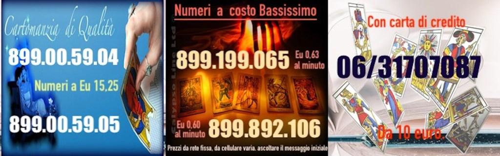 I Nostri numeri