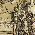 Xilografia Tiburtinische Sibilla Antonio Da Trentostorico