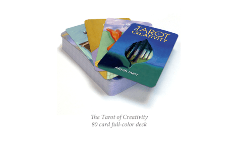 The Tarot of Creativity by Aliyah Marr