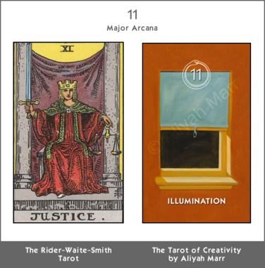 11 Justice/Illumination